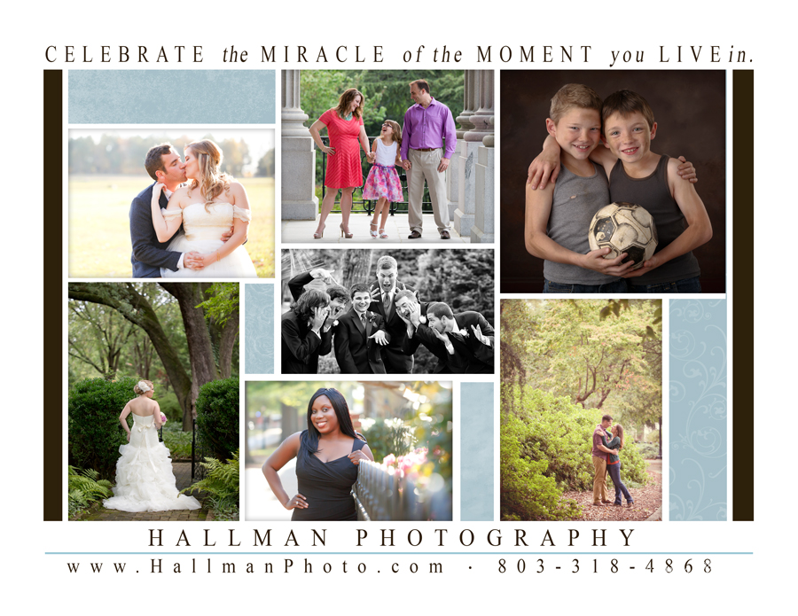 Spring Photo Portrait Special by Hallman Photography, LLC in Columbia, SC