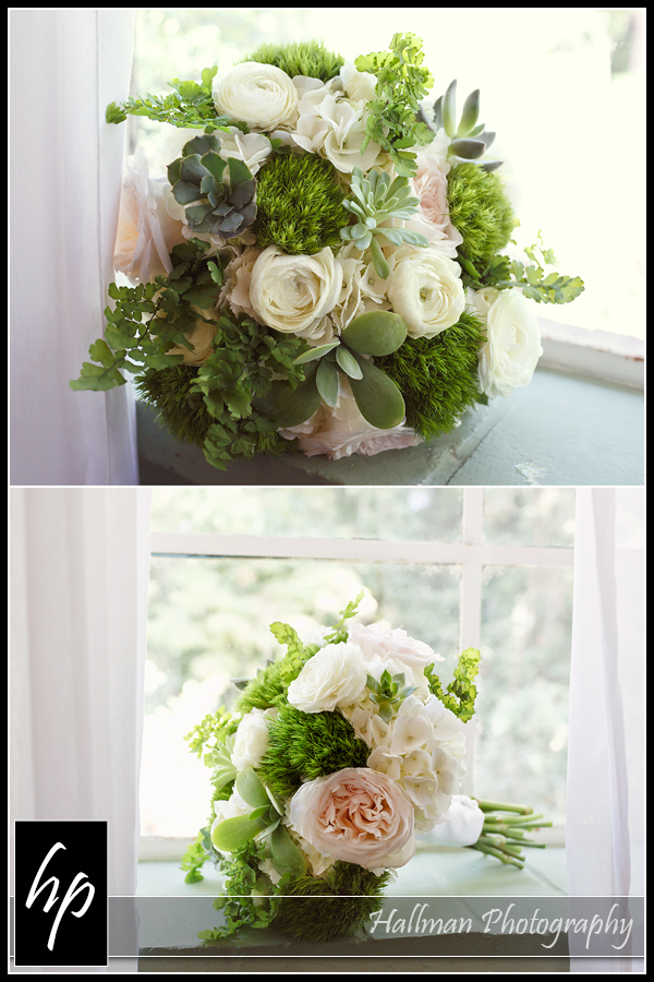 wedding bouquet by American Floral